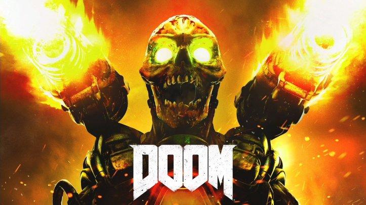 Doom 2016 - En-tête