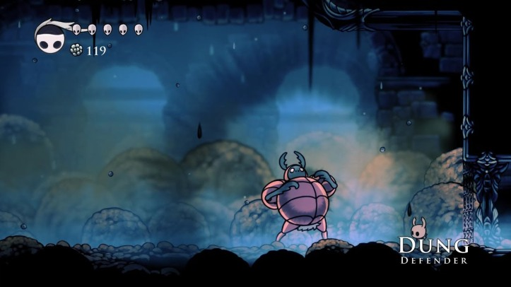 Hollow Knight - Dunk Defender