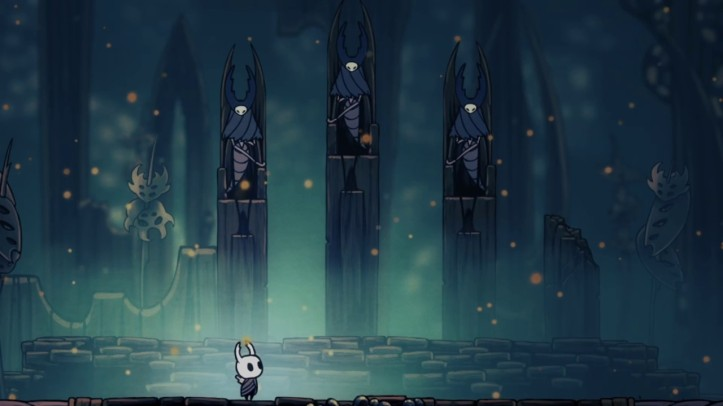 Hollow Knight - Mantis Lords