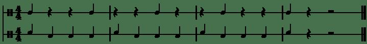 RoR - Polyrythme A