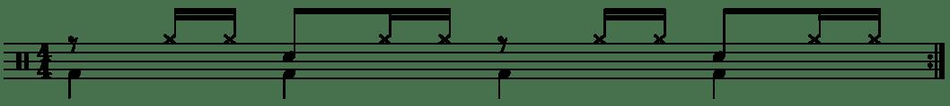 CotND - Rythme EDM (double)